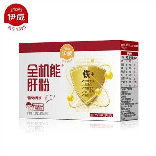 上海伊威儿童食品有限公司