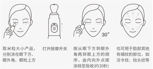 上海口碑好多效修护震动眼霜制造厂家 值得信赖 上海雅美佳化妆品供应