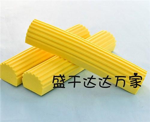 烟台吸水拖把头胶棉批发 诚信经营 沂南县盛干达日用品供应