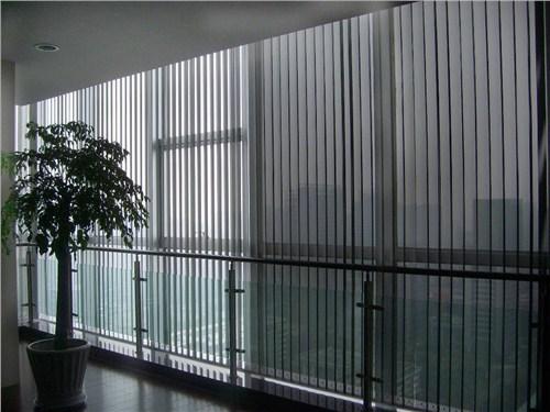 上海写字楼电动垂直帘测量安装,电动垂直帘