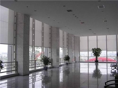 黄浦垂直办公窗帘上门安装「上海甬恒装饰材料供应」