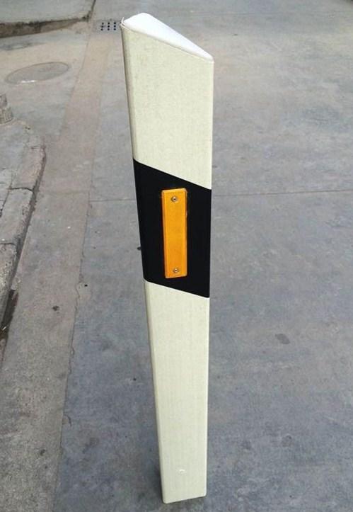 河北柱式轮廓标哪家卖 欢迎咨询 临沂雍玖交通设施供应