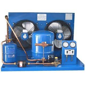 云南比泽尔BIZER水冷机组供应商 昆明友邦制冷设备供应