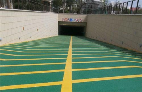台州正规彩色路面厂家供应,彩色路面