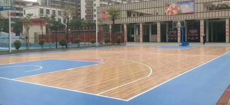无缝地板 诚信为本「上海翌庭装饰材料供应」