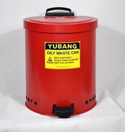 宿遷防火垃圾桶質量材質上乘「無錫昱邦安保科技供應」