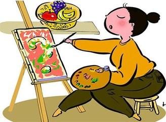 小學生繪畫補習班「于立剛供」