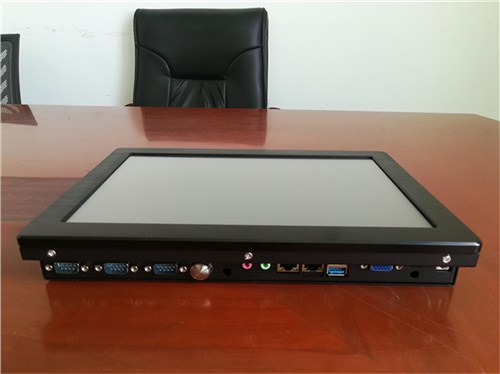 触摸12.1寸工业计算机宽屏