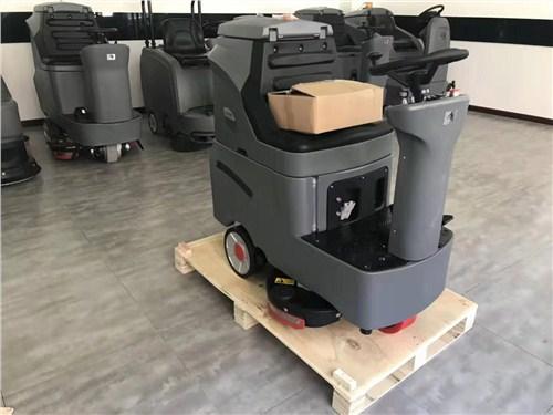 安徽驾驶式洗地机多少钱 服务为先 安徽洁百利环境科技供应
