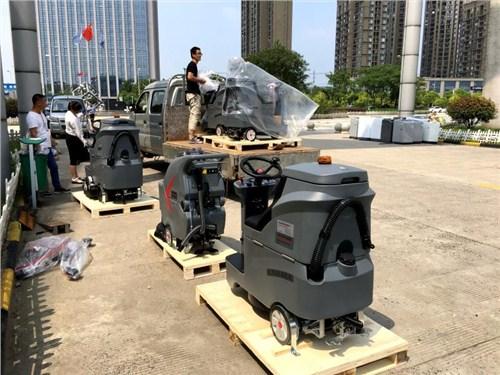 亳州洗地车厂家直供 推荐咨询 安徽洁百利环境科技供应