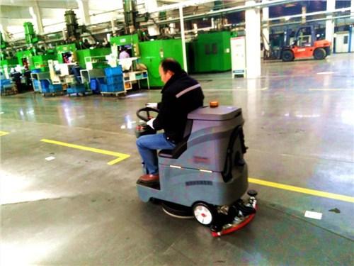 安徽电瓶洗地车多少钱 欢迎来电 安徽洁百利环境科技供应