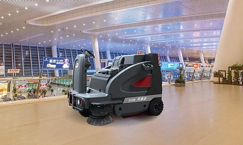 安徽优良车间扫地车哪家好 信誉保证 安徽洁百利环境科技供应