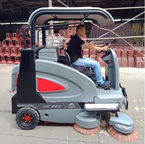 安徽工业扫地车品牌 诚信互利 安徽洁百利环境科技供应