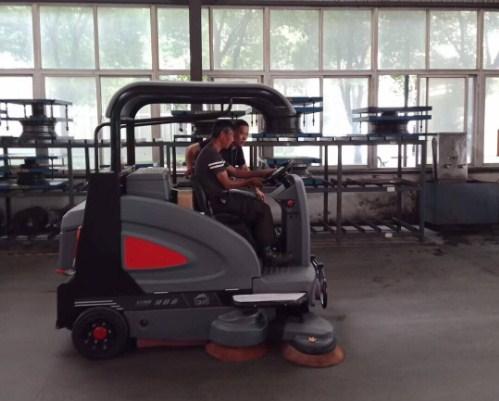 湖北自动车间扫地车价格行情 口碑推荐 安徽洁百利环境科技供应