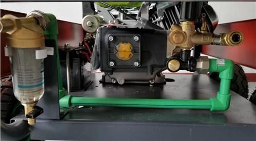安徽优良高压清洗机价格 欢迎来电 安徽洁百利环境科技供应