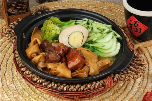 上海快餐煲仔饭菜制造厂家 有口皆碑 安徽粮农食品供应