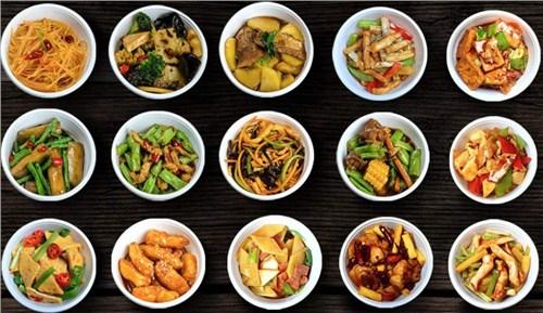 上海方便菜小碗菜厂家报价 来电咨询 安徽粮农食品供应