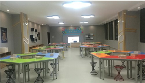 江苏青少年活动教室定制 和谐共赢 安徽盛鸿展览工程供应