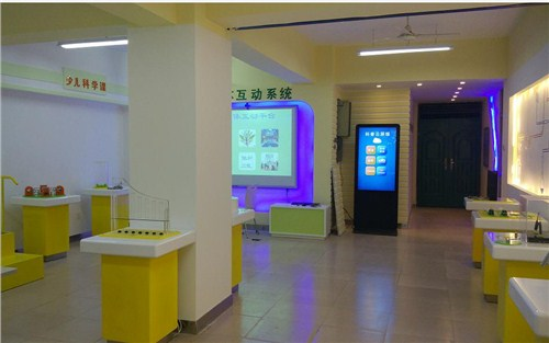 辽宁液压机械搭建教室展品设计 真诚推荐 安徽盛鸿展览工程供应