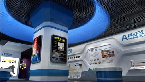 山西优良科技馆策划设计公司 创造辉煌 安徽盛鸿展览工程供应
