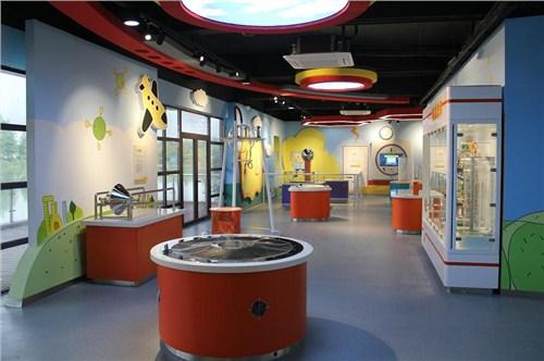 江苏科技馆策划设计公司 服务至上 安徽盛鸿展览工程供应