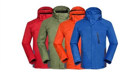 安徽冬季冲锋衣哪家好 创造辉煌 合肥鸿运来服装供应