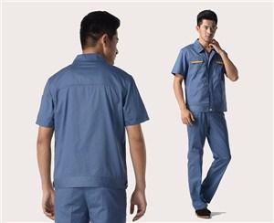 安徽夏季工作服设计 欢迎咨询 肥东县敏华服装供应