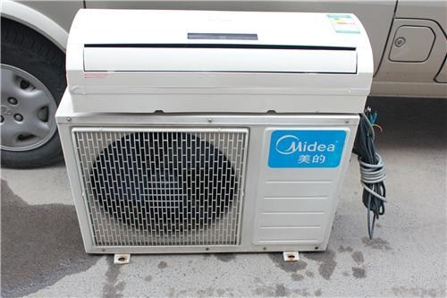 金山区库存美的空调回收多少钱,美的空调回收