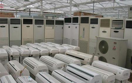 闵行区小型中央空调回收维修电话 诚信为本「上海泽宏工贸供应」
