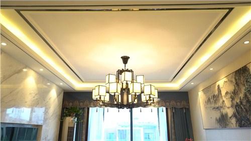 客厅吊顶装修