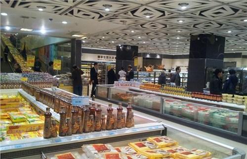 河南商场超市设计装修贵吗,商场超市