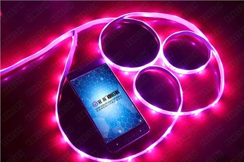 上海销售智能灯带的用途和特点「智慧世界供」