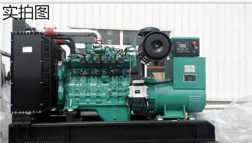 供应上海200KW低噪音发电机直销茁腾供