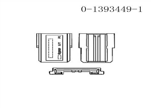 河南汽车线束368086-1品质保证 上海住歧电子科技供应