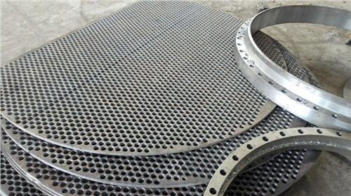 黑龙江铝合金石化压力容器折流板可量尺定做 中航***锻造供应