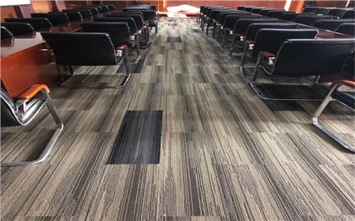 云南會議室地毯設計定制 云南紫禾商貿供應