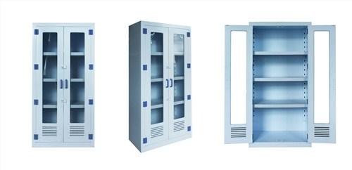 吉林专业PP强酸强碱存储柜说明「广胜科技无锡供应」