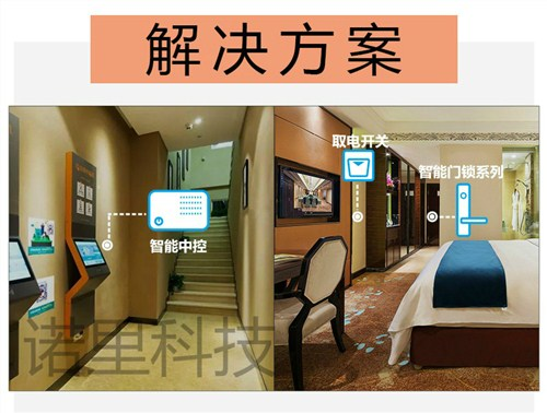 郑州酒店密码门锁厂家 郑州非思丸智能科技供应