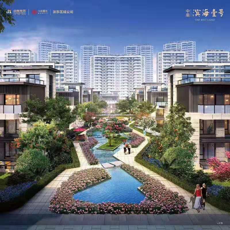 杭州湾锦绣东方,杭州湾
