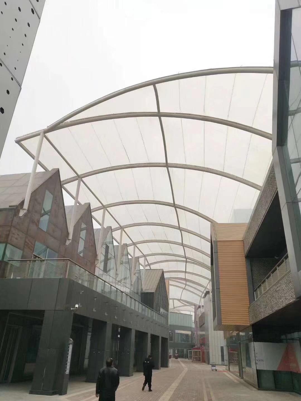 奉化区钢结构遮阳棚,遮阳棚