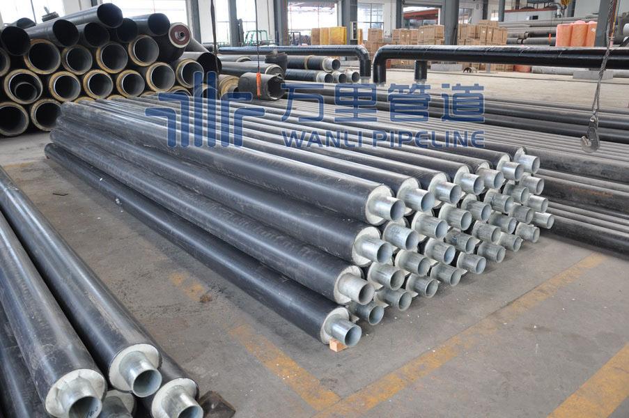 江蘇預制直埋聚氨酯保溫管生產廠家,聚氨酯保溫管