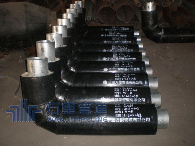內蒙古聚氨酯保溫管標準 歡迎咨詢「萬里管道」