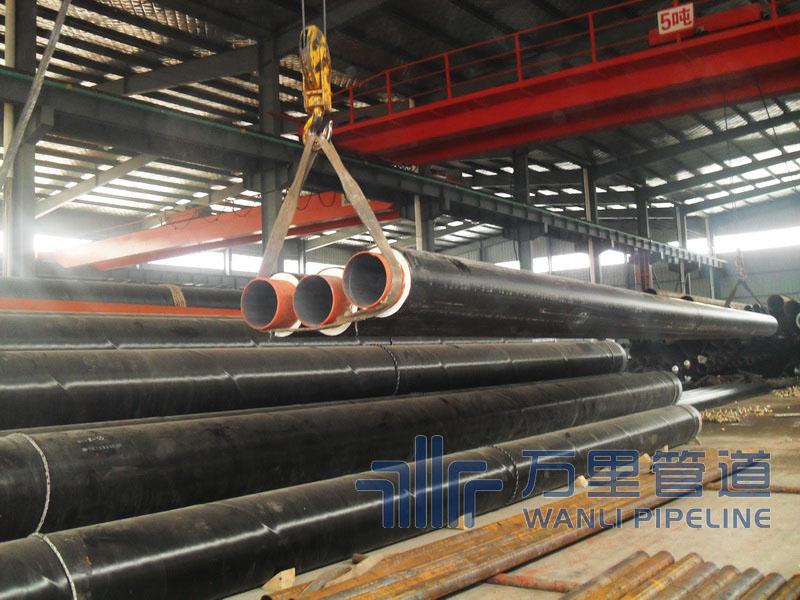 云南预制冷热水聚氨酯保温管生产厂家 欢迎来电 万里管道