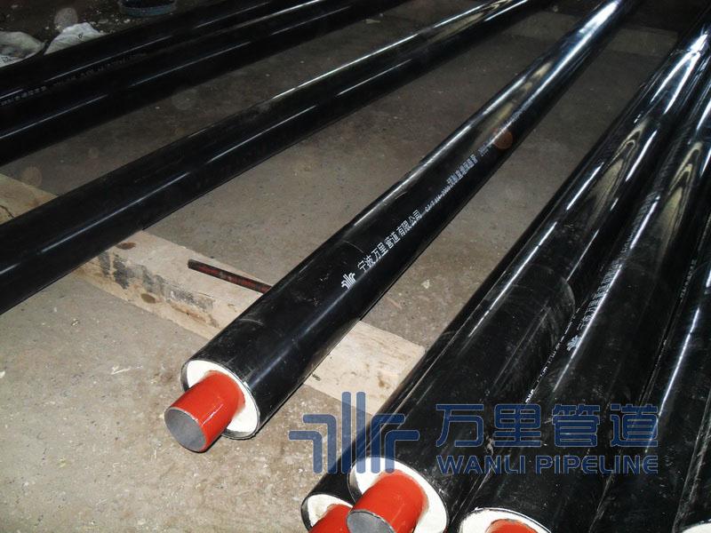 上海预制聚氨酯保温管安装 客户至上 万里管道