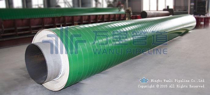廣西長輸蒸汽架空保溫管供應,架空保溫管