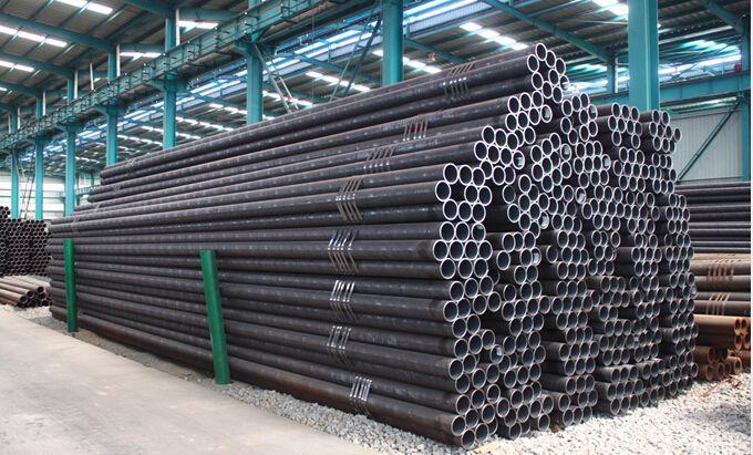 上海镀锌无缝钢管 值得信赖 无锡莱锡钢铁供应