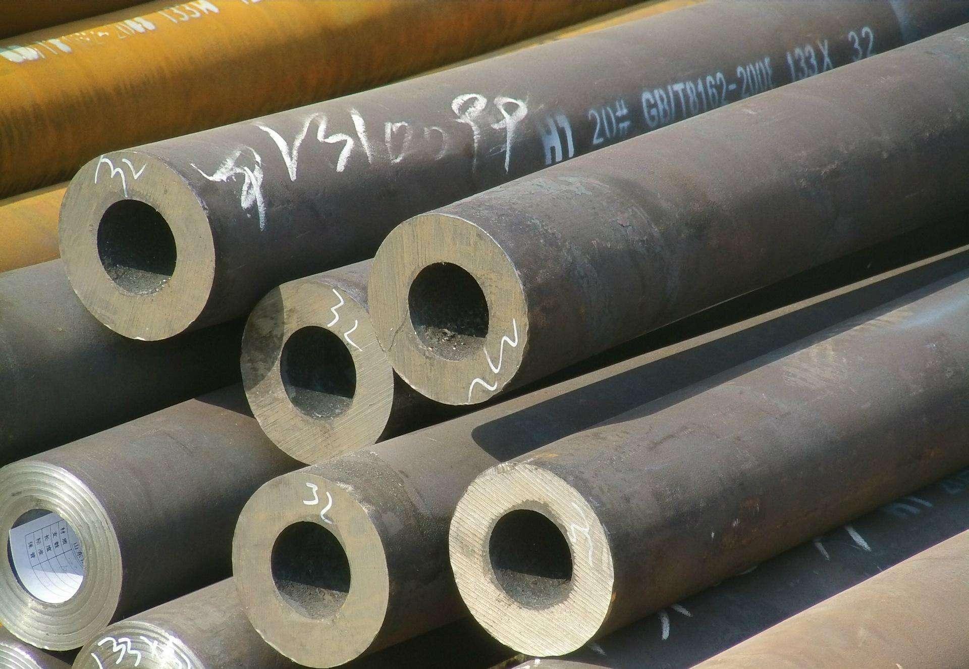 江苏热镀锌无缝钢管 铸造辉煌 无锡莱锡钢铁供应