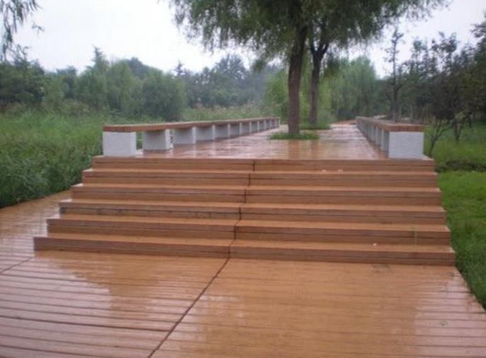 滨湖区混泥土仿木铺板,仿木铺板