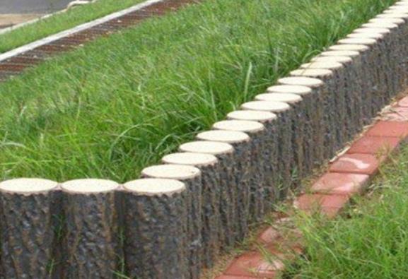 吴兴区景区仿木桩,仿木桩