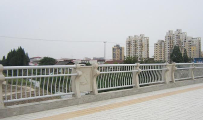 苏州桥梁景观铸造石护栏,铸造石护栏